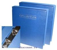 Альбом для монет без листов Collection 220*270 вмещает 20-30 листов